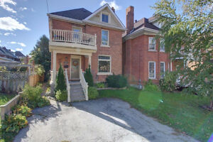 Beautifully Updated Century Home - Tastefully Decorated!