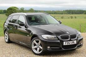 2012/12 BMW 318d Touring Exclusive Edition *** FULL DAKOTA LEATHER *** £30 TAX