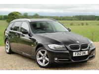 2012/12 BMW 318 2.0TD Touring d Exclusive Edition, 12 months warranty included