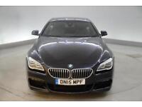 BMW 6 Series 640d M Sport 2dr Auto