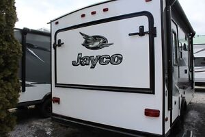 2016 Jayco Jay Feather X17Z Hybrid RV Belleville Belleville Area image 4