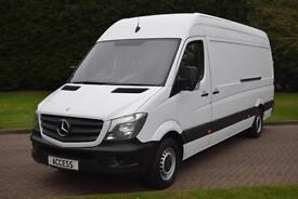 Mercedes Benz Sprinter LWB 313 CDI 130 bhp euro5