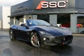 Maserati GranCabrio 4.7 V8 Sport Auto 2dr