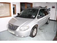 Chrysler Grand Voyager 2.8CRD auto Limited