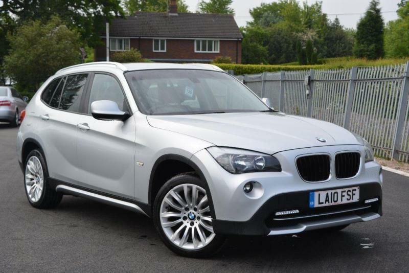 2010 bmw x1 2 0 18d se xdrive 5dr in newcastle under lyme staffordshire gumtree. Black Bedroom Furniture Sets. Home Design Ideas