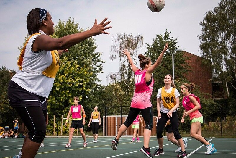 Image result for netball leagues in London
