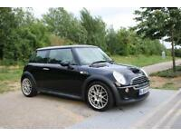 BLACK Mini 1.6 Cooper S / HARMAN KARDON / XENON / LEATHER / MOT DEC 2018