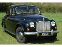 Rover P4 75