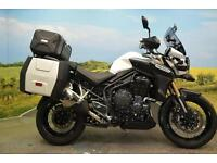 Triumph Tiger Explorer 1215 2013