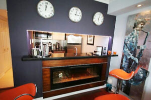 BEST IN CANADA - DOWNTOWN TORONTO - WATERFRONT LUXURY  SUITE !!!