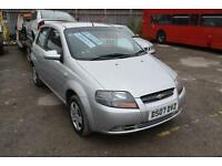 Chevrolet Kalos 1.2 SE, very low mileage, cheap to run, ideal first car
