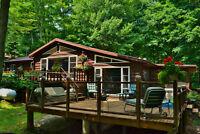 NEW PRICE: All season cottage/home on Stewart Lake in Muskoka