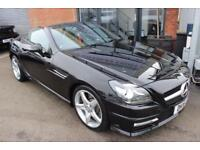 Mercedes SLK250 D AMG SPORT-CRUISE CONTROL-NAV READY-LEATHER UPHOLSTERY