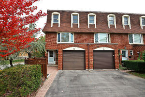 3 bedroom Townhouse in Milton - $1,700 + utilities