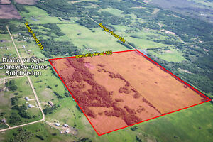 160 Acres Sturgeon County Development Land