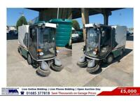 2013 - 13 - APPLIED 636 SWEEPER (GUIDE PRICE)