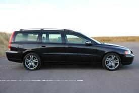 2006 VOLVO V70 2.4 D5 DIESEL AUTOMATIC ESTATE SE £2850
