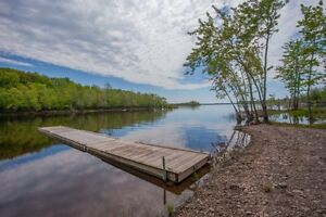 Gorgeous Waterfront lot in Douglas Harbour!