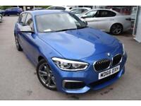 2016 BMW 1 Series 3.0 M140i Sports Hatch Sport Auto (s/s) 5dr Petrol blue Automa