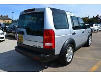 2008 08 LAND ROVER DISCOVERY 2.7 TD V6 HSE 5DR AUTO DIESEL