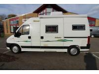 Trigano Tribute 2 Berth Campervan for sale