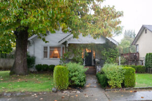 Heritage Home with Shop and 1-bdrm legal suite! | 33865 Pine St.
