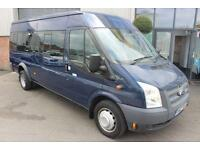 Ford Transit 430 SHR BUS 17 SEATER NO VAT