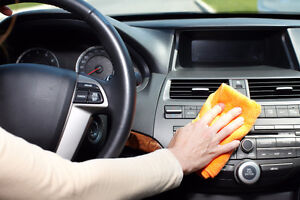 CHEAP CAR INTERIOR CLEANING AT YOUR DOOR!