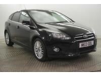 2013 Ford Focus ZETEC TDCI Diesel black Manual
