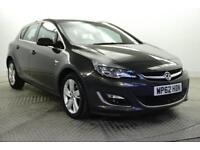 2013 Vauxhall Astra SRI Petrol grey Manual