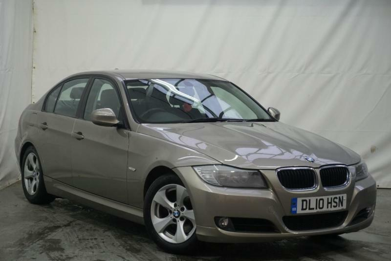 2010 BMW 3 Series 320D EFFICIENTDYNAMICS Diesel bronze Manual | in ...