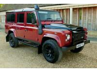 LAND ROVER DEFENDER 110 TDci XS 7 SEATER RIVOLVE edition