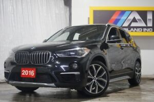 2016 BMW X1 xDrive28i Navi Camera Bluetooth Pano Roof