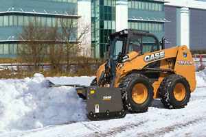 snow plow and remove