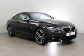 image for 2018 BMW 4 Series 430D Xdrive M Sport Auto Coupe Diesel Automatic