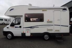 Ci Cusona 594 4 Berth Motorhome for sale