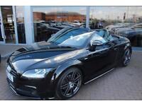 Audi TT TFSI QUATTRO BLACK EDITION