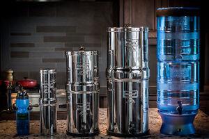 Berkey® eau Systèmes de purification : repenser ce que vous buve