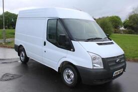 Ford Transit 2.2TDCi 280 SWB Med Roof 61 Reg Air/Con Elec Windows Diesel Van