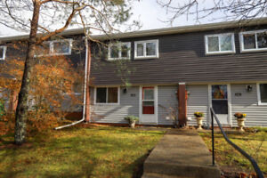 143 Ridge Valley Road, Halifax - TOWNHOUSE CONDO FOR SALE