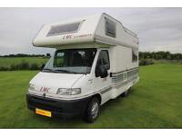 LMC Liberty 4 Berth Left Hand Drive Motorhome