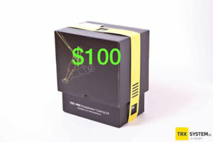 Brand New in Box TRX PRO SUSPENSION WORKOUT TRAINING KIT