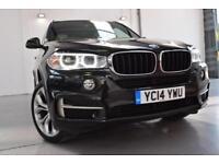 "2014 BMW X5 3.0TD ( 258bhp ) 4X4xDrive30d SE DYNAMIC PACK 20"" Y SPOKE ALLOYS"