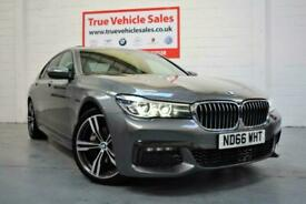 image for BMW 730d xDrive M Sport 261Bhp Auto - LOW RATE PCP JUST £399 P/MONTH