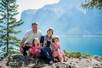 Now Booking Mountain Family Maternity & Engagement Photography
