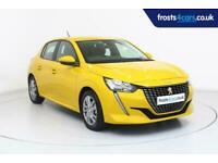 2020 Peugeot 208 5dr 1.2i PureTech Active New Model A/C Bluetooth Rear Parking S