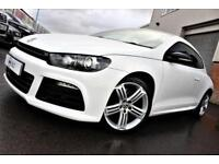 VW Scirocco R-SAT NAV-HEATED LEATHER
