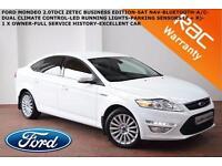 2013 Ford Mondeo 2.0TDCi (161bhp) Zetec Business-SAT NAV-B.TOOTH-P. SENSORS