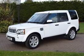 Land Rover Discovery 4 Commercial 3.0SDV6 245hp auto