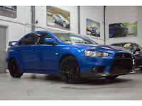 Mitsubishi Lancer 2.0 EVO X GS FQ-360, 08 Reg, Lighting Blue, Sat Nav, FSH.